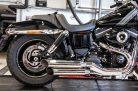 By Kern Rock Auspuff Dyna Typ Classic (z.B. Street Bob)