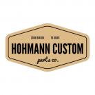 Hohmann adjustable exhaust Dyna Typ Classic (z.B. Street Bob); presented byKern