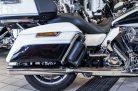Verstellbare Auspuff Touring schwarz Bj.99-08