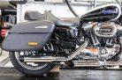 Hohmann adjustable exhaust Sportster 1200;  Year built. 2004 - 2013; presented byKern