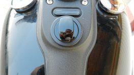 Street Bob ignition adapter ring