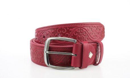 HohmannCustom Leather Belt for Ladybiker