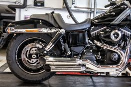 By Kern Rock Dyna Typ New Design (z.B. Fat Bob; Wide Glide)