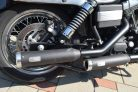 Hohmann adjustable exhaust Softail Typ C; presented byKern